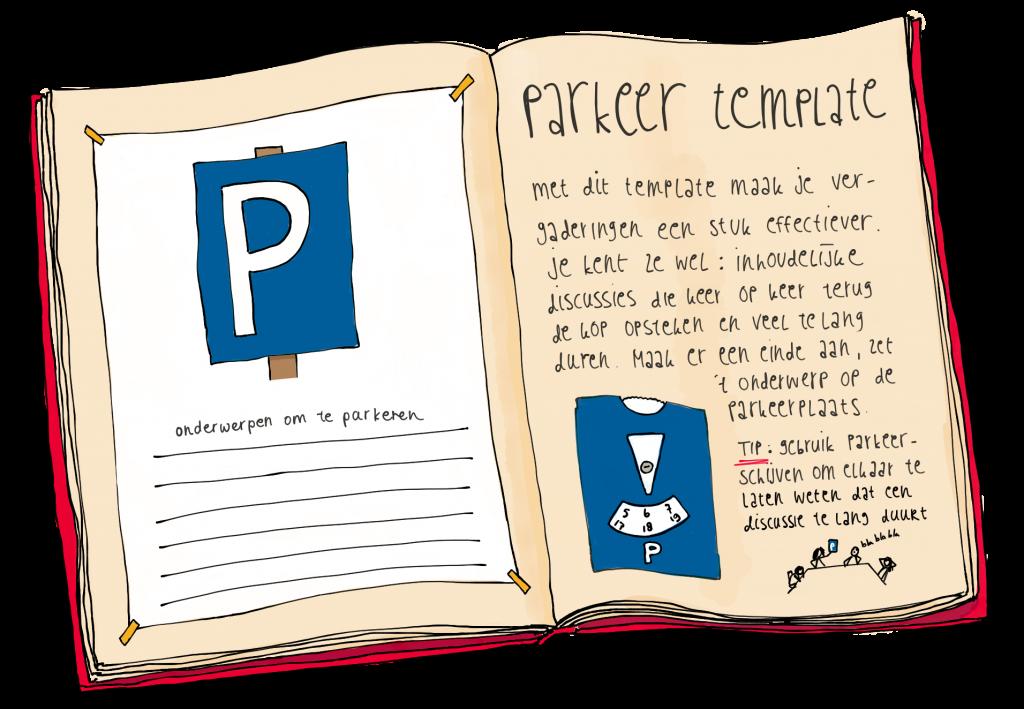 parkeertemplate