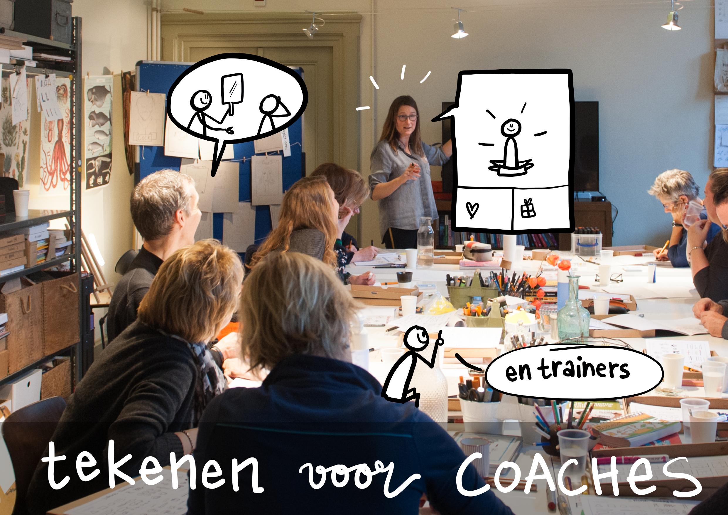 Tekenen voor coaches en trainers